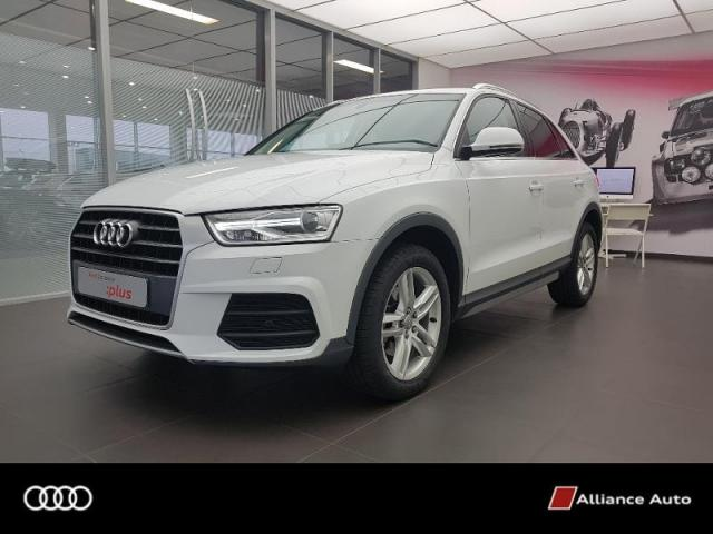 voiture occasion audi q3 2 0 tdi 150ch ultra ambition luxe 2017 diesel 22300 lannion c tes d. Black Bedroom Furniture Sets. Home Design Ideas