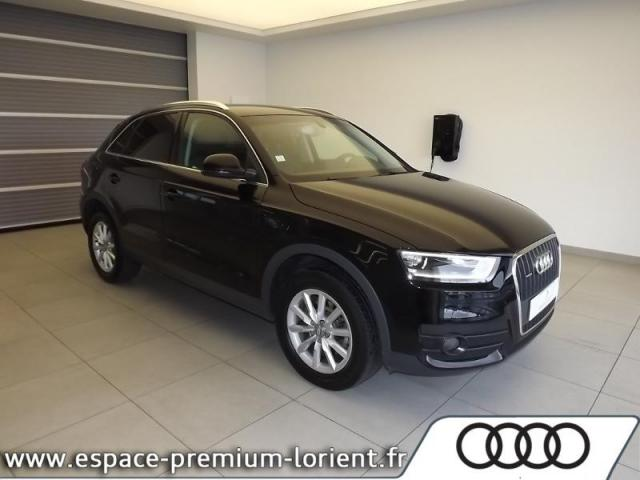 voiture occasion audi q3 2 0 tdi 177ch ambiente quattro s tronic 7 2012 diesel 56600 lanester. Black Bedroom Furniture Sets. Home Design Ideas