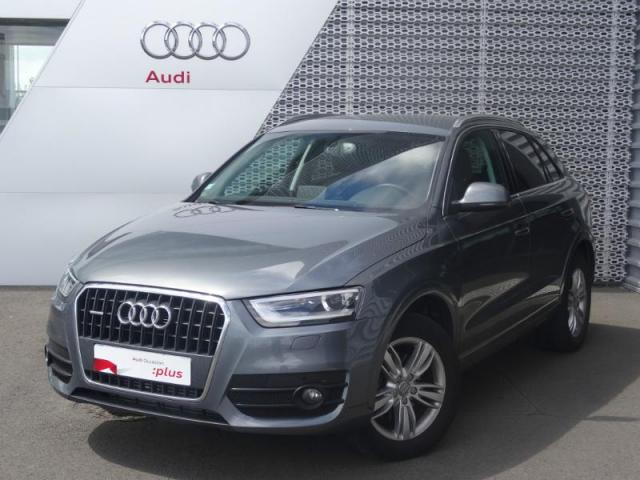 voiture occasion audi q3 2 0 tdi 177ch ambition luxe. Black Bedroom Furniture Sets. Home Design Ideas