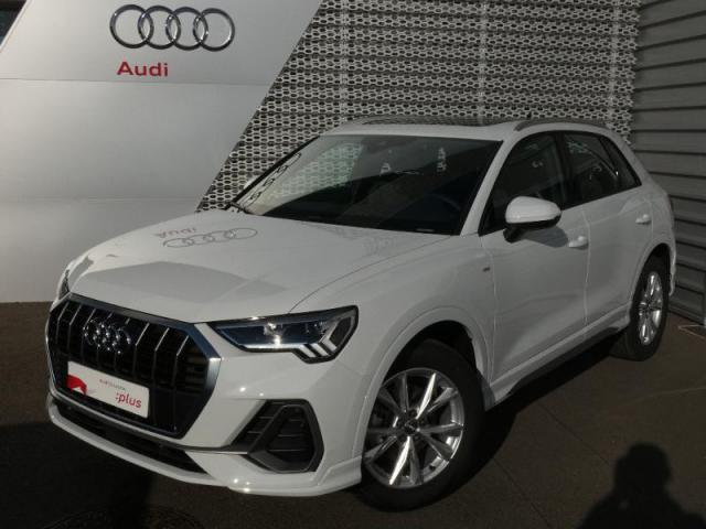 voiture occasion audi q3 35 tdi 150ch s line s tronic 7 2019 diesel 28630 nogent le phaye eure. Black Bedroom Furniture Sets. Home Design Ideas