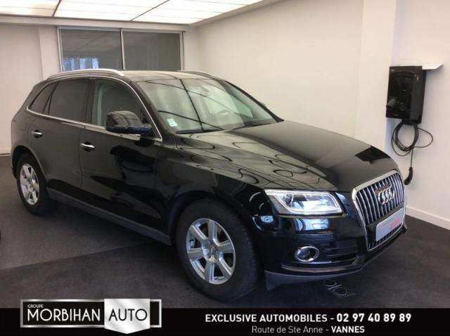 voiture occasion audi q5 2 0 tdi 150ch clean diesel. Black Bedroom Furniture Sets. Home Design Ideas
