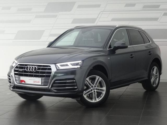 voiture occasion audi q5 2 0 tdi 163ch s line quattro s tronic 7 2018 diesel 28630 nogent le. Black Bedroom Furniture Sets. Home Design Ideas