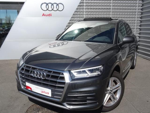 voiture occasion audi q5 2 0 tdi 190 s line quattro s tronic 7 2017 diesel 28630 nogent le phaye. Black Bedroom Furniture Sets. Home Design Ideas