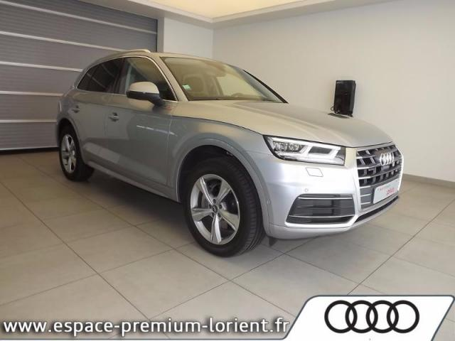 voiture occasion audi q5 2 0 tdi 190ch avus quattro s tronic 7 2017 diesel 56600 lanester. Black Bedroom Furniture Sets. Home Design Ideas