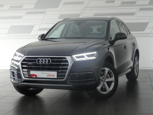 voiture occasion audi q5 2 0 tdi 190ch design luxe quattro. Black Bedroom Furniture Sets. Home Design Ideas