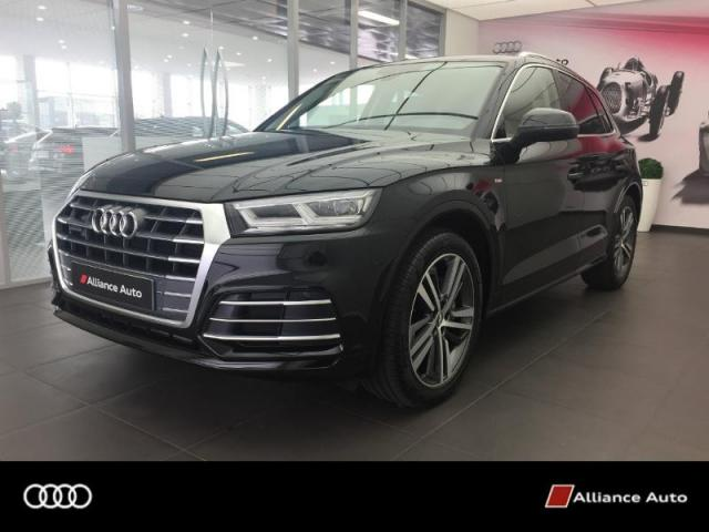 voiture occasion audi q5 2 0 tfsi 252ch avus quattro s tronic 7 2017 essence 22300 lannion c tes. Black Bedroom Furniture Sets. Home Design Ideas