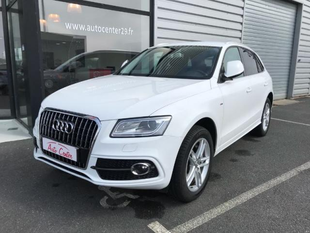 voiture occasion audi q5 3 0 v6 tdi 245ch fap avus quattro s tronic 7 2014 diesel 29470. Black Bedroom Furniture Sets. Home Design Ideas