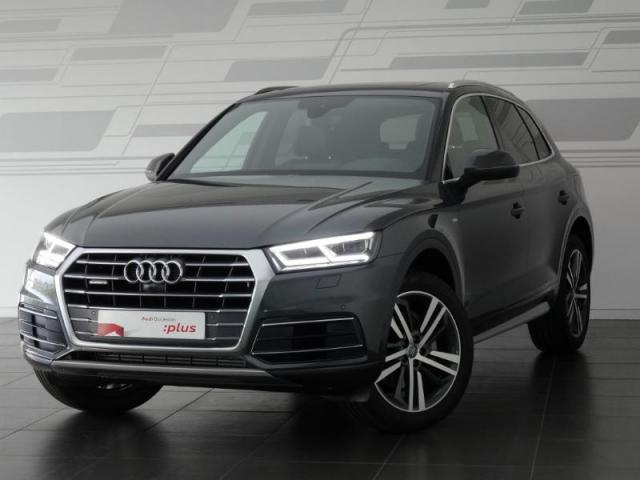 voiture occasion audi q5 3 0 v6 tdi 286ch s line quattro tiptronic 8 2018 diesel 28630 nogent le. Black Bedroom Furniture Sets. Home Design Ideas
