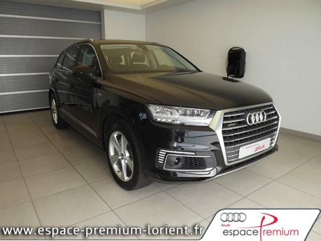 voiture occasion audi q7 3 0 v6 tdi 373ch e tron avus quattro tiptronic 2016 hybride 56600. Black Bedroom Furniture Sets. Home Design Ideas