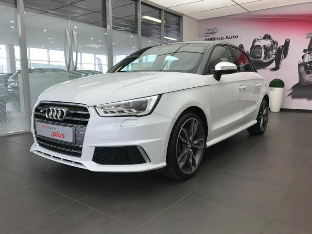 Voiture occasion audi s1 2 0 tfsi 231ch quattro 2014 for Garage peugeot lannion 22300