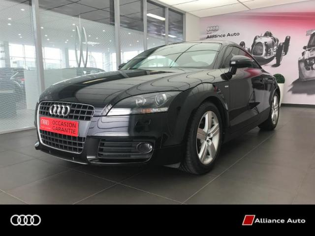 Voiture occasion audi tt 1 8 tfsi 160ch 2010 essence 22300 for Garage peugeot lannion 22300
