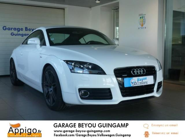 voiture occasion audi tt 2 0 tdi 170ch s line quattro 2011 diesel 22200 guingamp c tes d 39 armor. Black Bedroom Furniture Sets. Home Design Ideas
