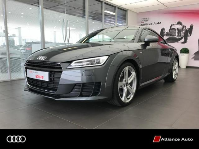 Voiture occasion audi tt 2 0 tfsi 230ch s line 2014 for Garage peugeot lannion 22300