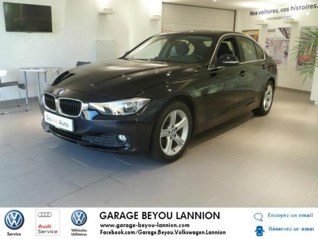 Voiture occasion bmw serie 3 318da 143ch luxury 2013 for Garage peugeot lannion 22300