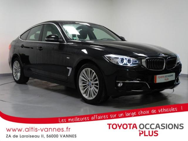 voiture occasion bmw serie 3 320d xdrive 184ch luxury 2014 diesel 56000 vannes morbihan. Black Bedroom Furniture Sets. Home Design Ideas