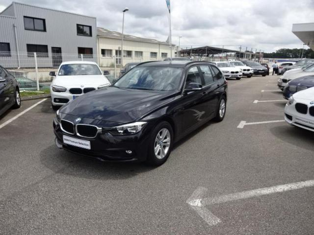 voiture occasion bmw serie 3 touring 316d 116ch business 2015 diesel 56000 vannes morbihan. Black Bedroom Furniture Sets. Home Design Ideas