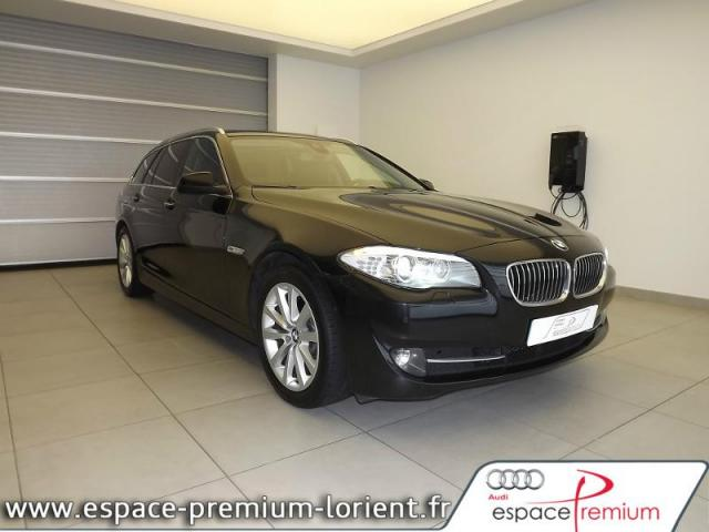 voiture occasion bmw serie 5 touring 525da xdrive 218ch. Black Bedroom Furniture Sets. Home Design Ideas