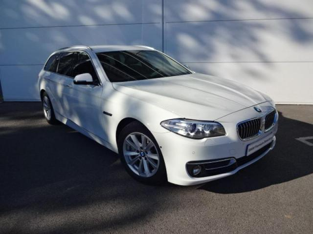 voiture occasion bmw serie 5 touring 525da xdrive 218ch luxury 2015 diesel 56000 vannes morbihan. Black Bedroom Furniture Sets. Home Design Ideas