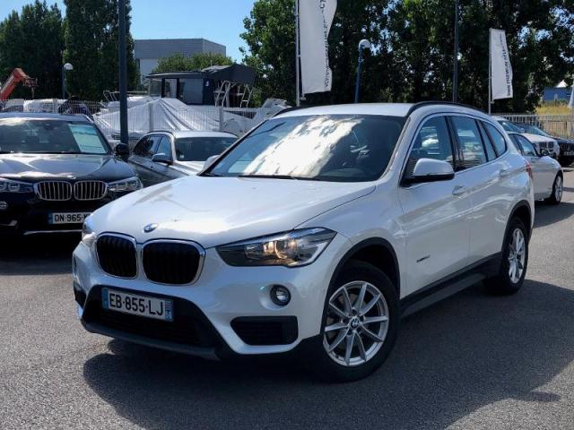 voiture occasion bmw x1 sdrive18d 150ch lounge 2016 diesel 56100 lorient morbihan votreautofacile. Black Bedroom Furniture Sets. Home Design Ideas