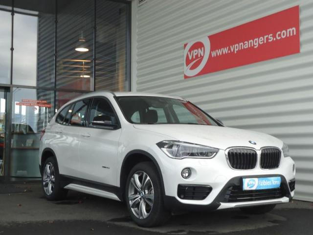 voiture occasion bmw x1 sdrive18da 150ch sport 2017 diesel 49070 beaucouz maine et loire. Black Bedroom Furniture Sets. Home Design Ideas