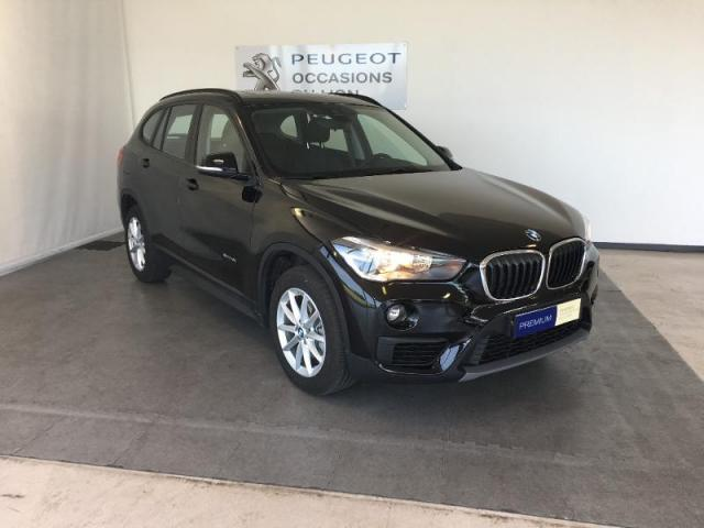 voiture occasion bmw x1 sdrive18i 140ch lounge 2018 essence 14800 deauville calvados. Black Bedroom Furniture Sets. Home Design Ideas