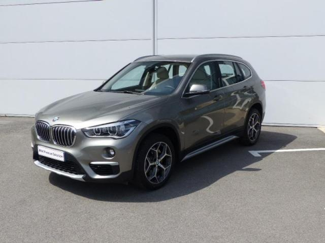 voiture occasion bmw x1 sdrive20da 190ch xline 2016 diesel. Black Bedroom Furniture Sets. Home Design Ideas