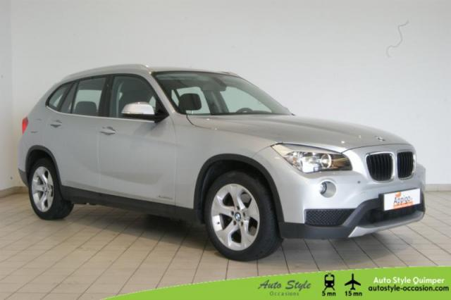 voiture occasion bmw x1 sdrive20d 184ch executive 2013 diesel 29000 quimper finist re. Black Bedroom Furniture Sets. Home Design Ideas