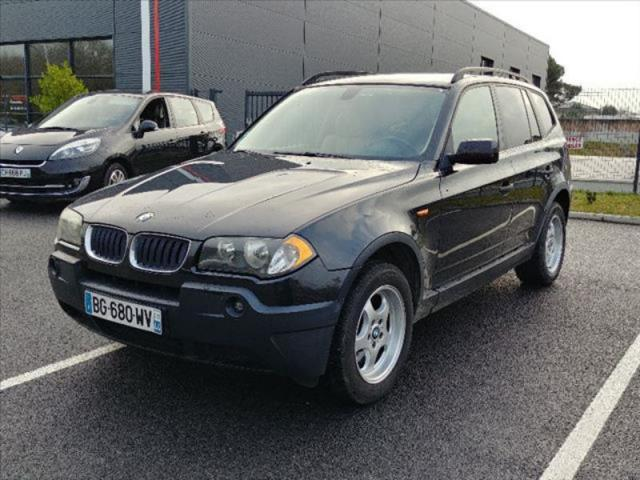 Bmw X3 2 0d 150ch Luxe 2005