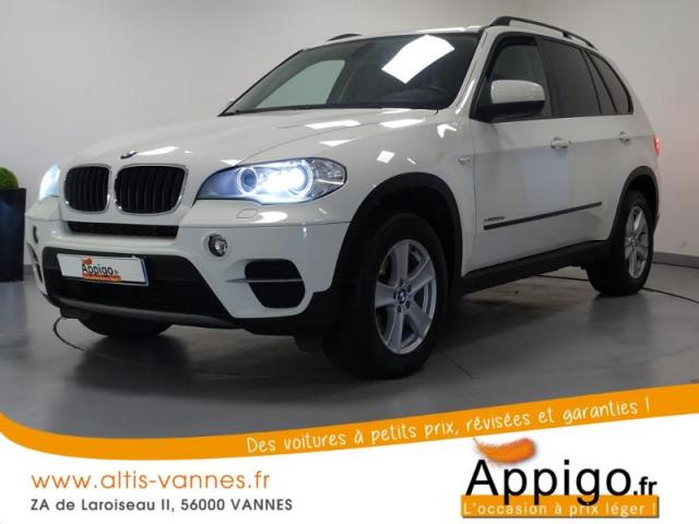 voiture occasion bmw x5 xdrive30da 245ch luxe 2012 diesel. Black Bedroom Furniture Sets. Home Design Ideas
