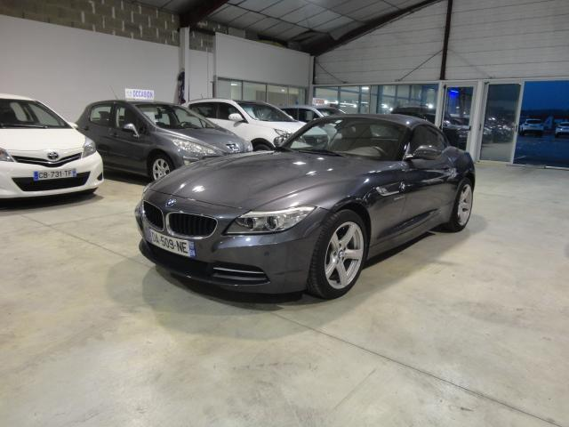 voiture occasion bmw z4 cabrio 2 0 lounge bva 2013 essence 56600 lanester morbihan votreautofacile. Black Bedroom Furniture Sets. Home Design Ideas