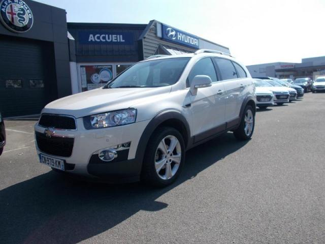 voiture occasion chevrolet captiva 2 2 vcdi184 ltz ba awd. Black Bedroom Furniture Sets. Home Design Ideas