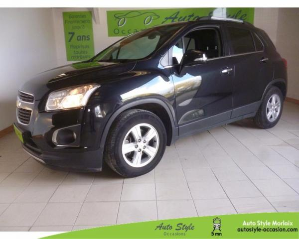 voiture occasion chevrolet trax 1 7 vcdi 130 lt s s 2013 diesel 29600 saint martin des champs. Black Bedroom Furniture Sets. Home Design Ideas