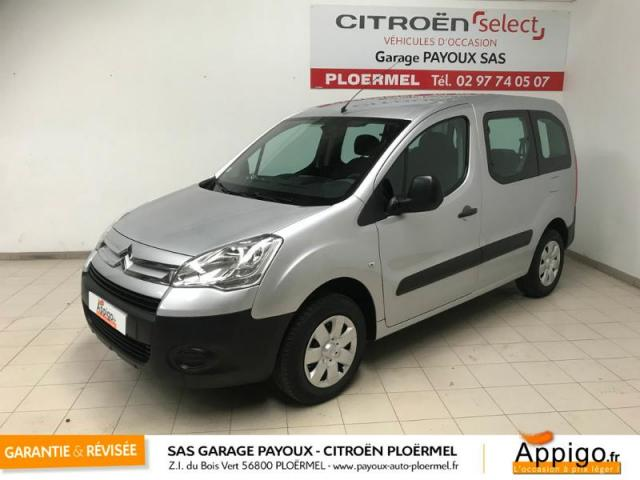 voiture occasion citroen berlingo 16v 90ch multispace 5p 2008 essence 56800 plo rmel. Black Bedroom Furniture Sets. Home Design Ideas