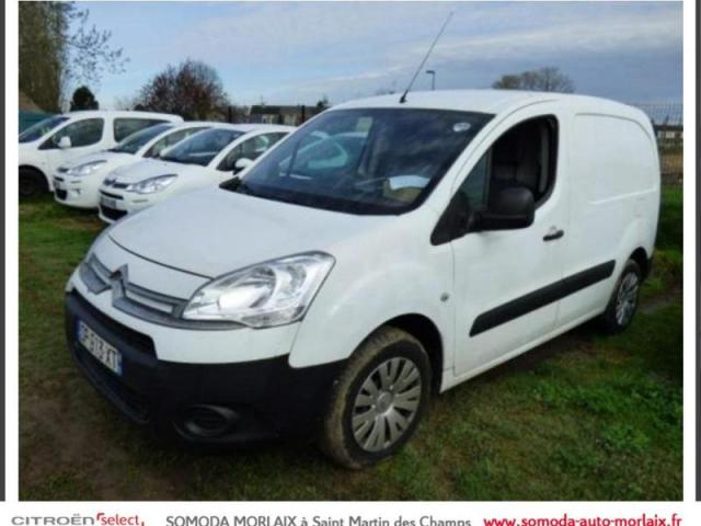 voiture occasion citroen berlingo 20 l1 1 6 hdi 75 club 2015 diesel 29600 morlaix finist re. Black Bedroom Furniture Sets. Home Design Ideas