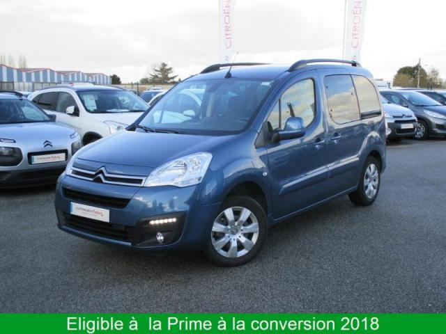 voiture occasion citroen berlingo puretech 110ch shine s s 2017 essence 28500 vernouillet eure. Black Bedroom Furniture Sets. Home Design Ideas