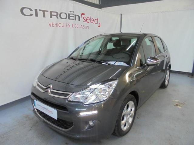 Voiture occasion citroen c3 1 4 hdi70 collection ii 2013 for Voiture occasion garage citroen evreux