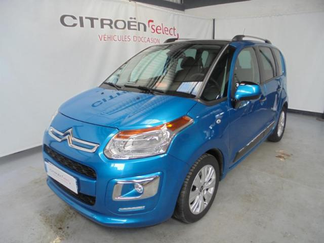 Voiture occasion citroen c3 picasso 1 6 hdi115 exclusive for Voiture occasion garage citroen evreux