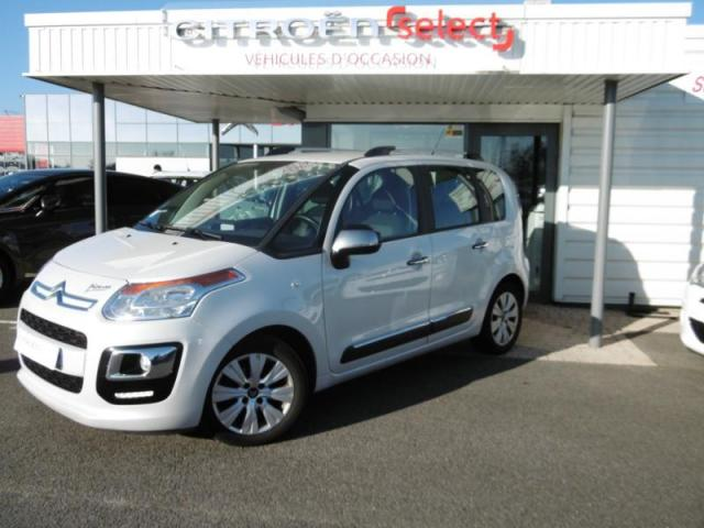 voiture occasion citroen c3 picasso 1 6 hdi 90 collection. Black Bedroom Furniture Sets. Home Design Ideas