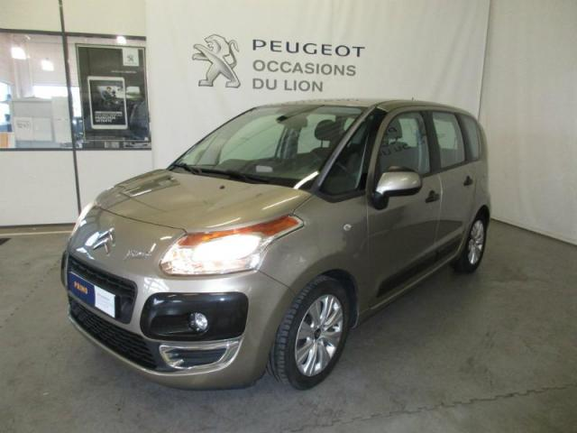 voiture occasion citroen c3 picasso 1 6 hdi90 exclusive 2010 diesel 50200 coutances manche. Black Bedroom Furniture Sets. Home Design Ideas