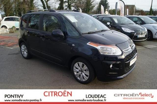 voiture occasion citroen c3 picasso 1 6 hdi90 millenium 2015 diesel 56300 pontivy morbihan. Black Bedroom Furniture Sets. Home Design Ideas