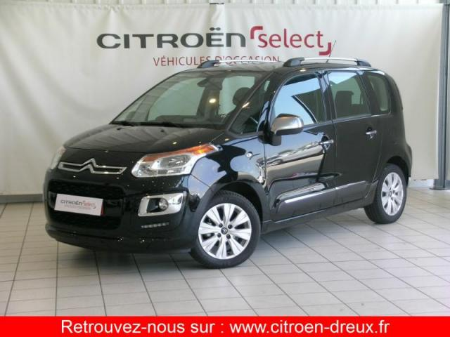 voiture occasion citroen c3 picasso 1 6 hdi90 music touch. Black Bedroom Furniture Sets. Home Design Ideas