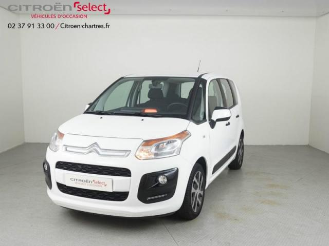 voiture occasion citroen c3 picasso bluehdi 100 confort 2015 diesel 28630 nogent le phaye eure. Black Bedroom Furniture Sets. Home Design Ideas
