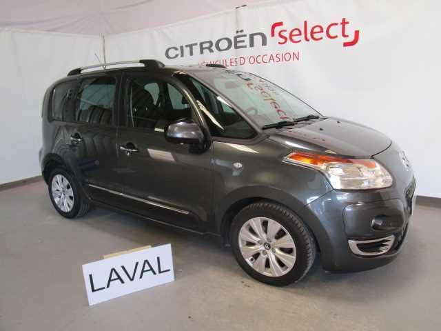 voiture occasion citroen c3 picasso hdi 90 fap exclusive 2012 diesel 53000 laval mayenne. Black Bedroom Furniture Sets. Home Design Ideas