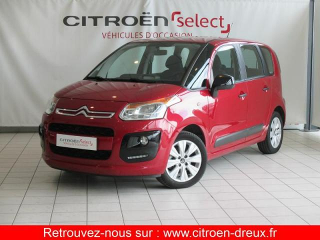 voiture occasion citroen c3 picasso puretech 110 confort. Black Bedroom Furniture Sets. Home Design Ideas