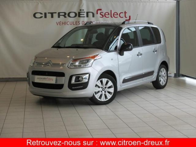 voiture occasion citroen c3 picasso puretech 110 exclusive 2016 essence 28500 vernouillet eure. Black Bedroom Furniture Sets. Home Design Ideas