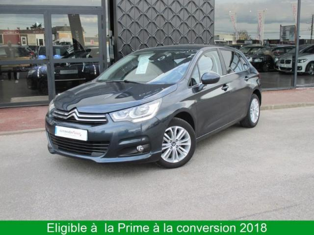 voiture occasion citroen c4 e hdi 115ch millenium business. Black Bedroom Furniture Sets. Home Design Ideas