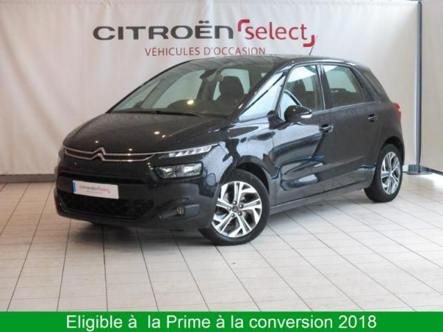 voiture occasion citroen c4 picasso bluehdi 120ch business. Black Bedroom Furniture Sets. Home Design Ideas