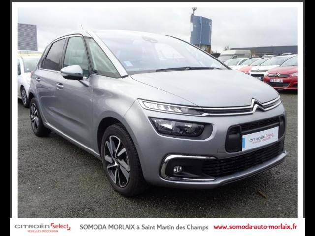 voiture occasion citroen c4 picasso bluehdi 120ch feel s s. Black Bedroom Furniture Sets. Home Design Ideas