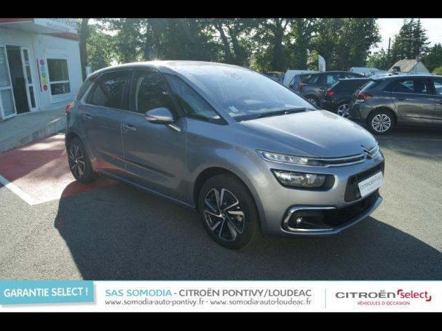 voiture occasion citroen c4 picasso bluehdi 120ch feel s s 2018 diesel 56300 pontivy morbihan. Black Bedroom Furniture Sets. Home Design Ideas