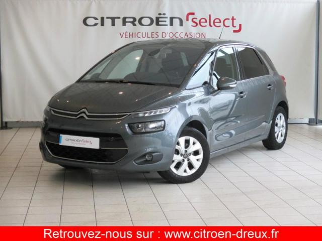 voiture occasion citroen c4 picasso bluehdi 120ch intensive s s eat6 2015 diesel 28500. Black Bedroom Furniture Sets. Home Design Ideas